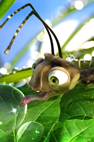 Bugs Life iPhone Wallpaper