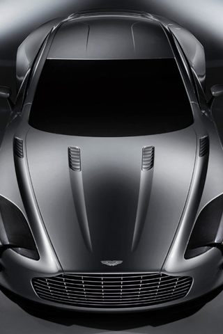 Aston Martin iPhone Wallpaper