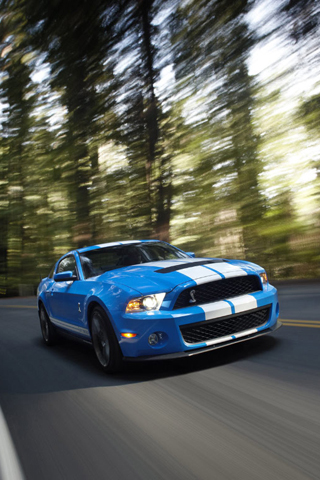 Shelby Mustang Gt 500 Iphone Wallpaper Idesign Iphone