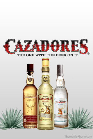 Cazadores iPhone Wallpaper