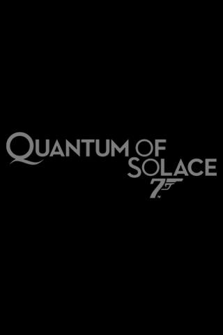 Quantum Of Solace 007 IPhone Wallpaper