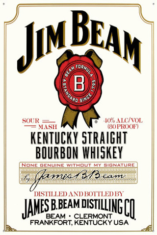 Jim Beam iPhone Wallpaper