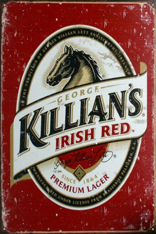 Killian's Irish Red iPhone Wallpaper