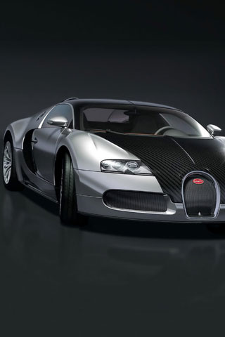 bugatti veyron iphone wallpaper idesign iphone. Black Bedroom Furniture Sets. Home Design Ideas