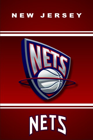New Jersey Nets iPhone Wallpaper