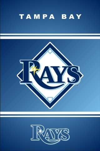 Tampa Bay Rays iPhone Wallpaper