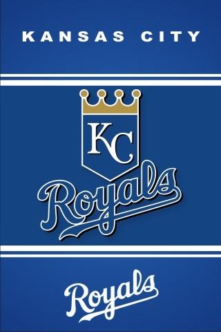 Kansas City Royals iPhone Wallpaper