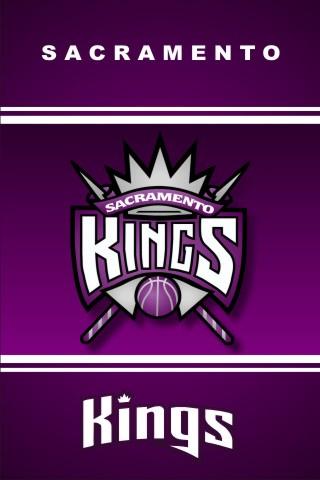 Sacremento Kings iPhone Wallpaper
