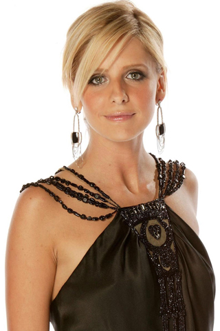 Sarah Michelle Gellar iPhone Wallpaper