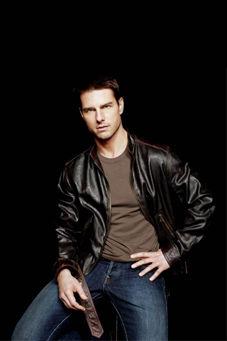 Tom Cruise iPhone Wallpaper