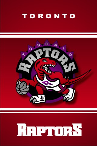 Toronto Raptors iPhone Wallpaper